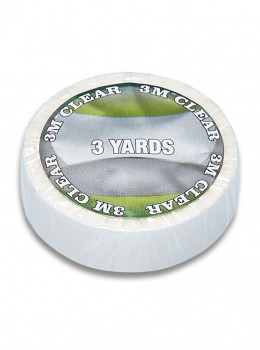 "1"" 3 Yard Clear Tape by Jon Renau"